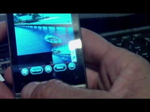 "Test du T5388i ( Htc Touch Diamond 2 ) "" Windows 6.5 , Dual Sim , Wifi , Gps par www.hi-tech-news.fr"