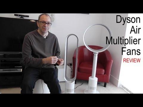Dyson AM02 & AM03 Air Multiplier Fans #Dyson