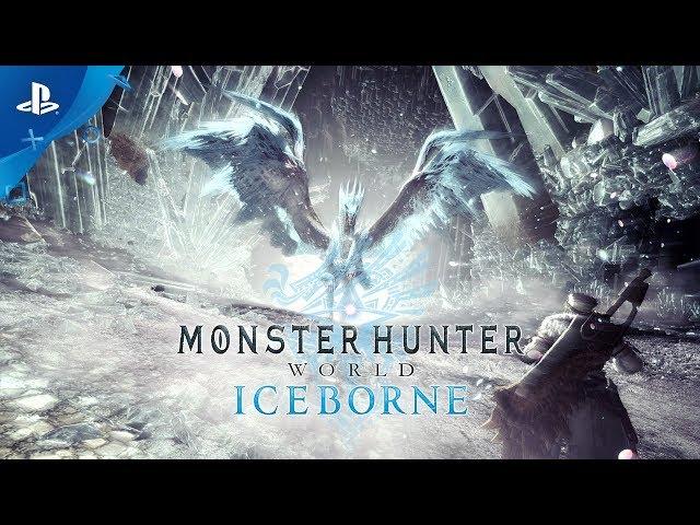 Monster Hunter World: Iceborne - Story Trailer | PS4