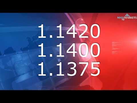 Недельный прогноз Финансовых рынков 19.08.2018 MaxiMarketsTV (евро EUR, доллар USD, фунт GBP)