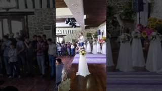 Заур Абакаров! Чеченская свадьба в Грозном!