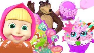 Маша и Медведь День Варенья! СВОИМИ РУКАМИ! Sweetlings Новые Серии 2017 года