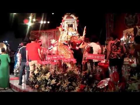 Lễ Rước Kiệu Ngày Giỗ Tổ Ngành Sân Khấu Nghệ Thuật Năm 2015