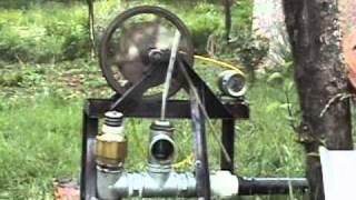 HYDRAM ENGINE, HAMMER ENGINE, RAM PUMP ENGINE
