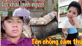 Lời khai của người chồng thêu vợ trong thùng phi ở Lâm Đồng