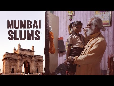 MY TIME WITH THESE PRECIOUS CHILDREN! – MUMBAI SLUM VLOG