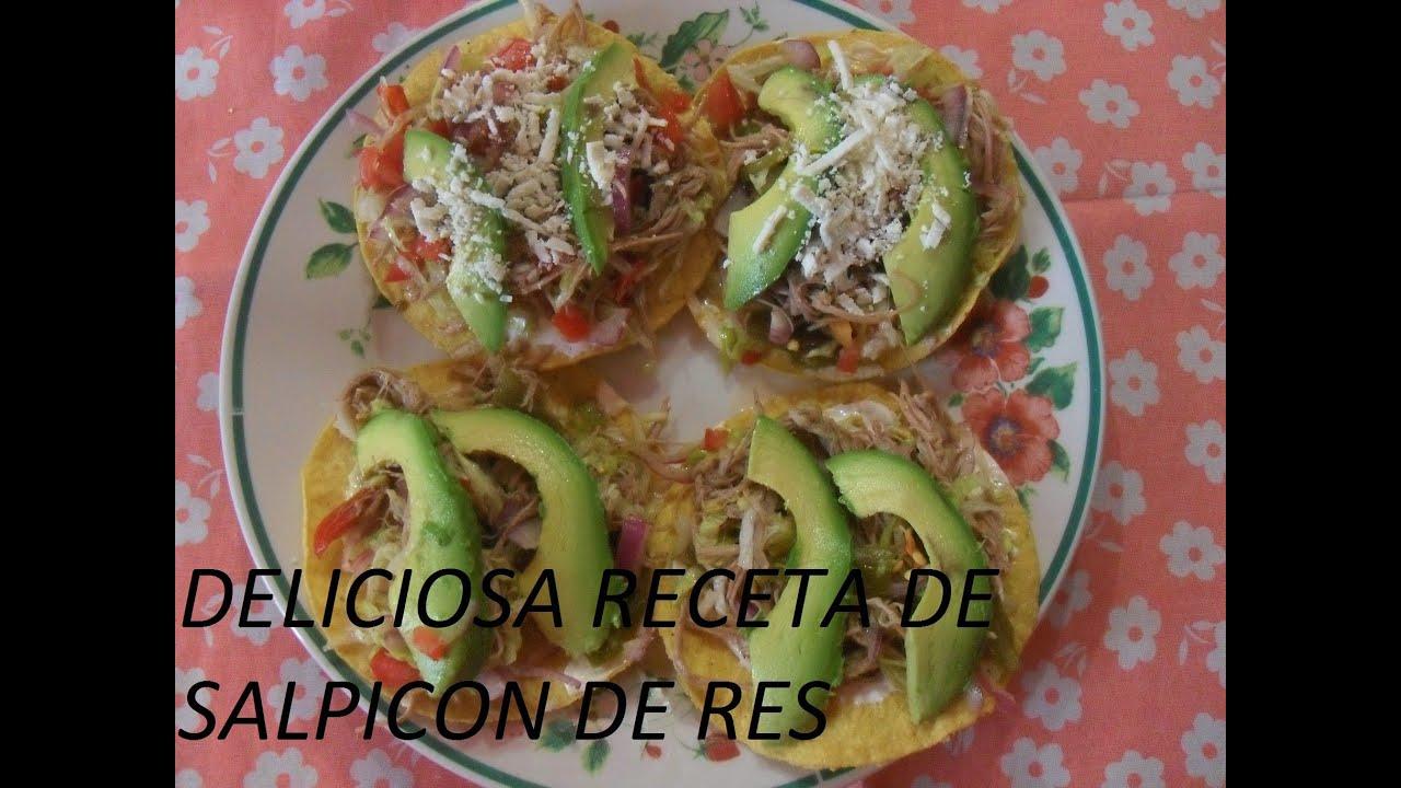 Image Result For Receta Mexicana