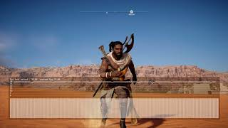 Assassin's Creed Origins - 1080p FPS analysis (PS4 Pro)