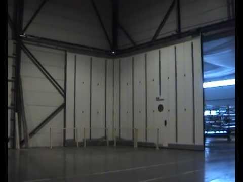 Ryterna Industrial Side Sliding Doors