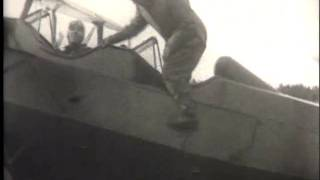 Early Aviation Vintage Aircraft Aerial & Footage in Marquette MIchigan Old Airplanes & Pilots