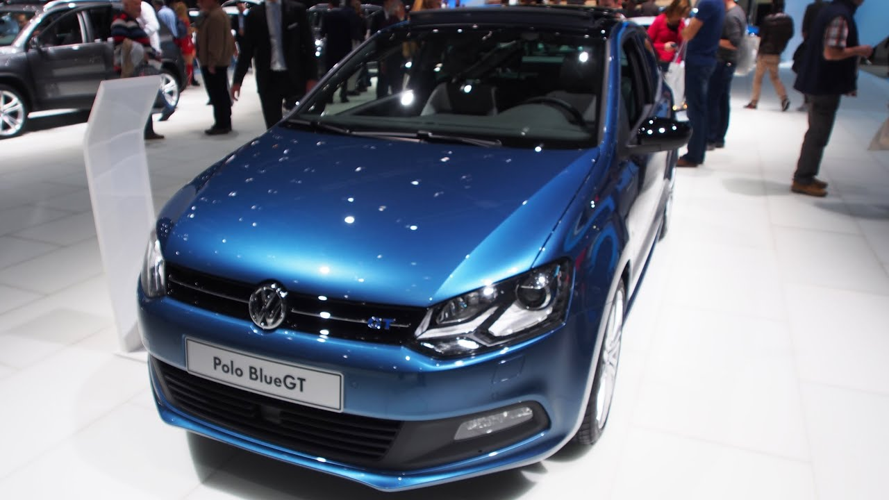 2014 volkswagen polo bluemotion gt exterior and interior. Black Bedroom Furniture Sets. Home Design Ideas