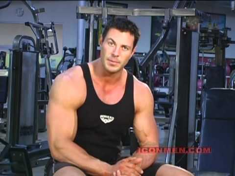 Christian Boeving  Nutrition, Supplement & Sleep for Huge Muscles Bodybuilding