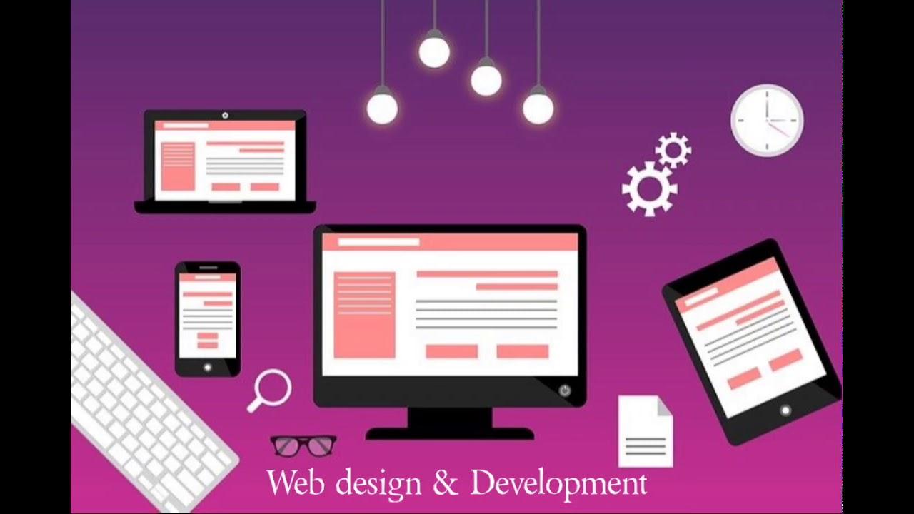 web design development services I Delhi India