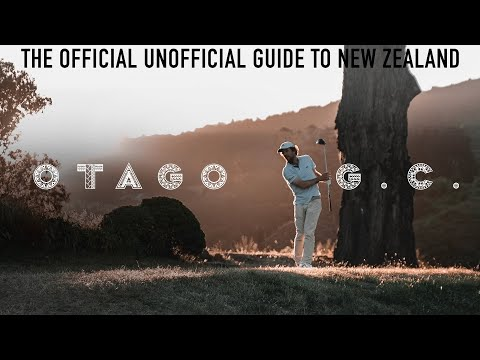The First Golf Course In New Zealand | NZ Ep 4