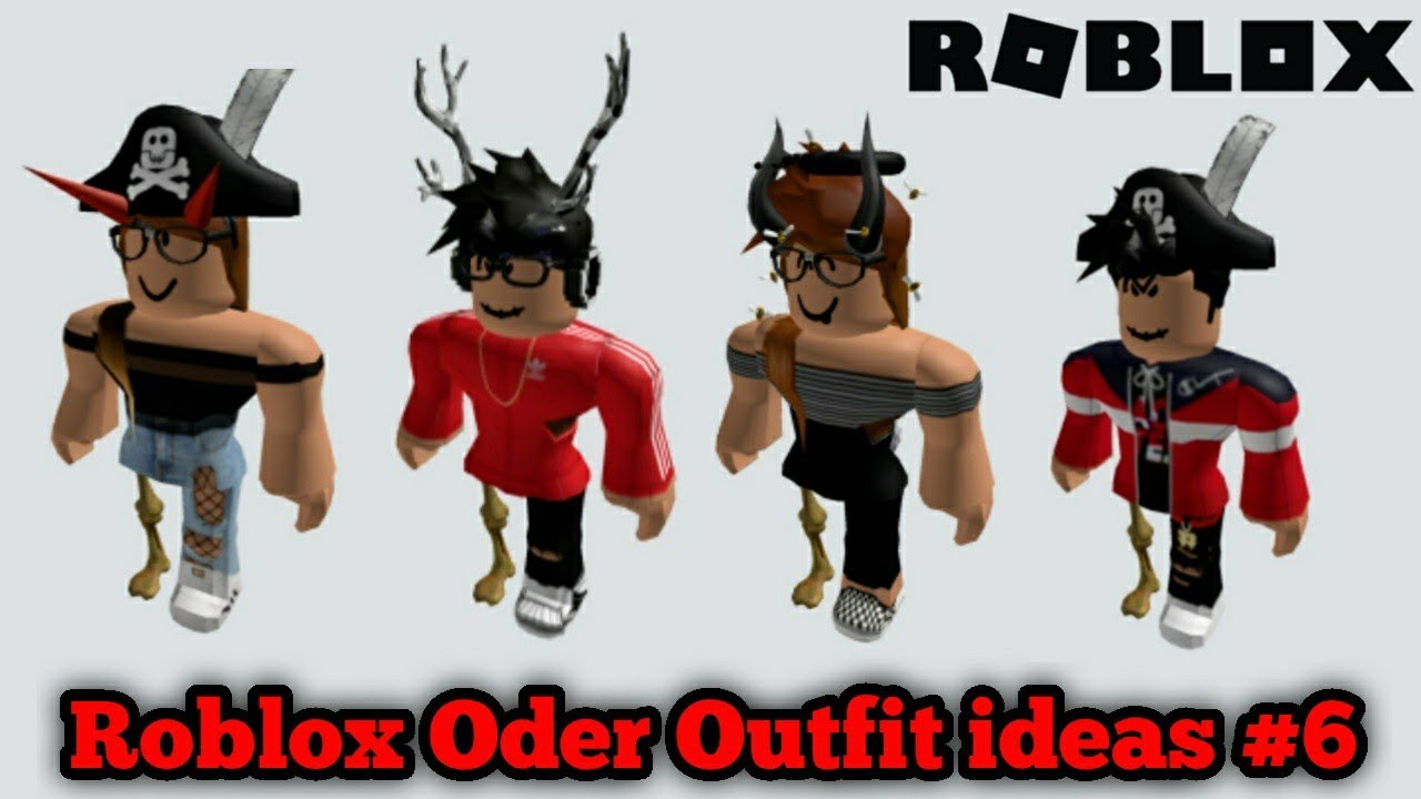 Roblox Oder Outfit Ideas 6 2020 Version Read Description