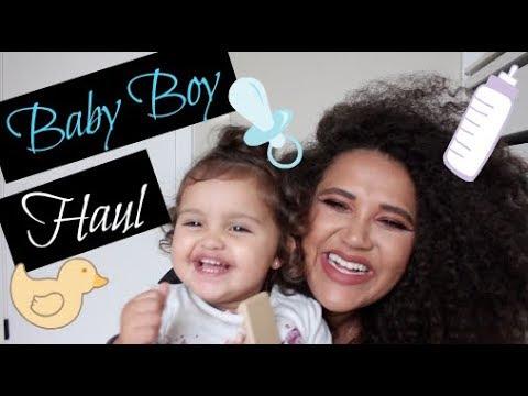 👶 Baby Boy Haul / Récup. Bahia 👶