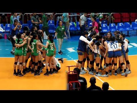 DLSZ vs NU | SET 5 | Finals - GAME 2 | UAAP 81 Girls Volleyball