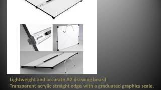 Blundell Harling A2 Challenge Portable Drawing Board