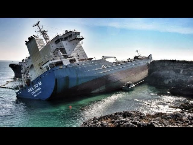 Gruppo Neri & SMIT Salvage - The wreck removal of M/T Gelso M