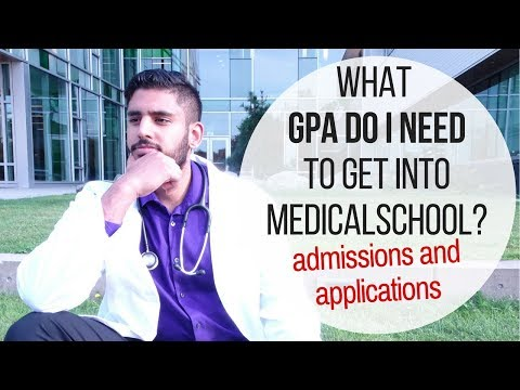 What Grades You Need To Be A Doctor In Canada | What GPA Do You Need For Medicine