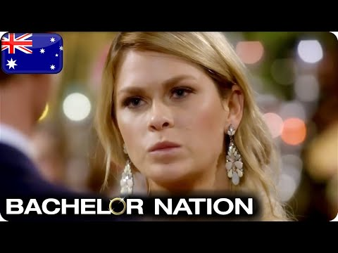 Megan Marx REFUSES A Rose From Richie | The Bachelor Australia