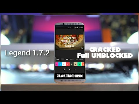 |DOWNLOAD|Latest Legend 1 7 2 pro Apk|Make Intro and Outro |with Android|