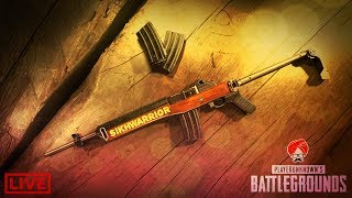 SIKHWARRIOR MERCHANDISE IS OUT NOW | PUBG LIVE WITH DELAY 😎