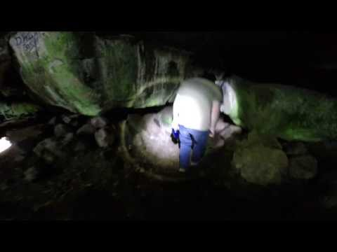 Skipton Volcanic Caves (Mt Widderin Caves) - 19/01/2014