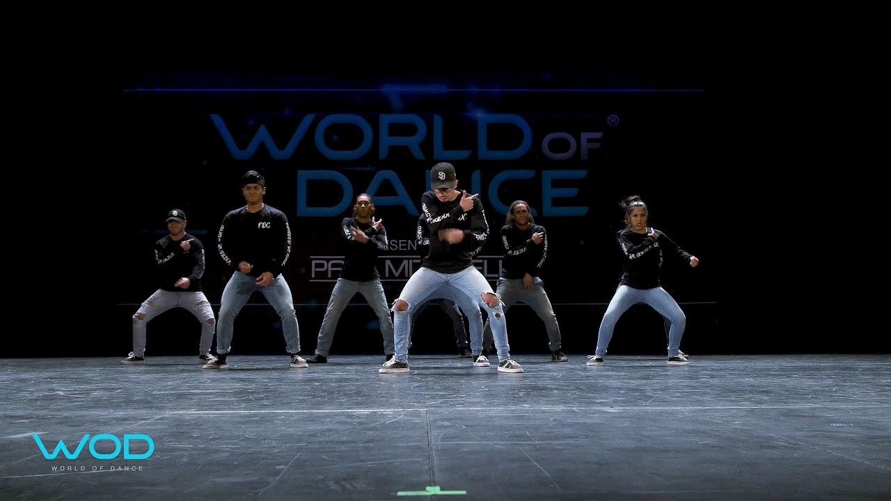 World Of Dance Las Vegas 2017|Fuego Dance Crew|