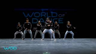 World Of Dance Las Vegas 2017|Fuego Dance Crew|