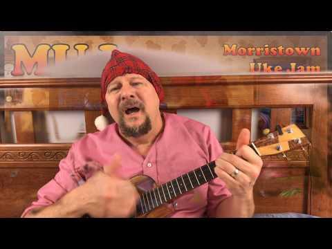MUJ: Wake Up Call - Maroon 5 (ukulele tutorial)