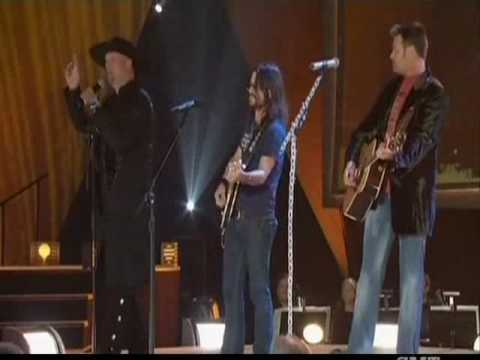 """Montgomery Gentry - Shooter Jennings - """"Mamas Dont Let Your Babies Grow Up To Be Cowboys"""""""