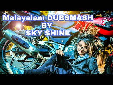 Malayalam | DUBSMASH | By Sky Shine |