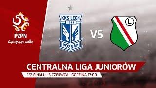 CLJ: Lech Poznań - Legia Warszawa