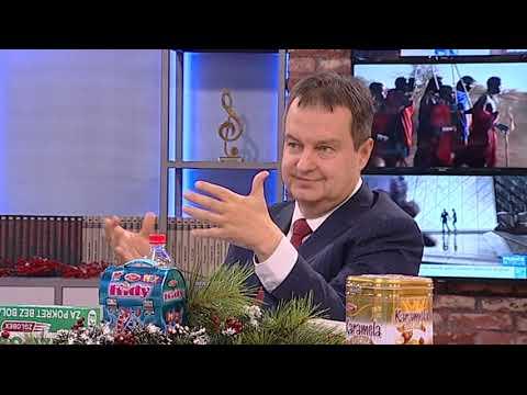 Novo Jutro - Dea I Sarapa - Ivica Dacic - 28.12.2018.