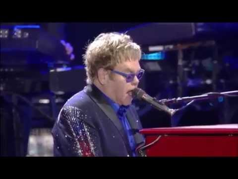 Elton John - I Guess That's Why They Call It The Blues (Live)