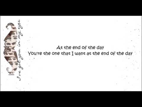 End of The Day - One Direction (original audio)