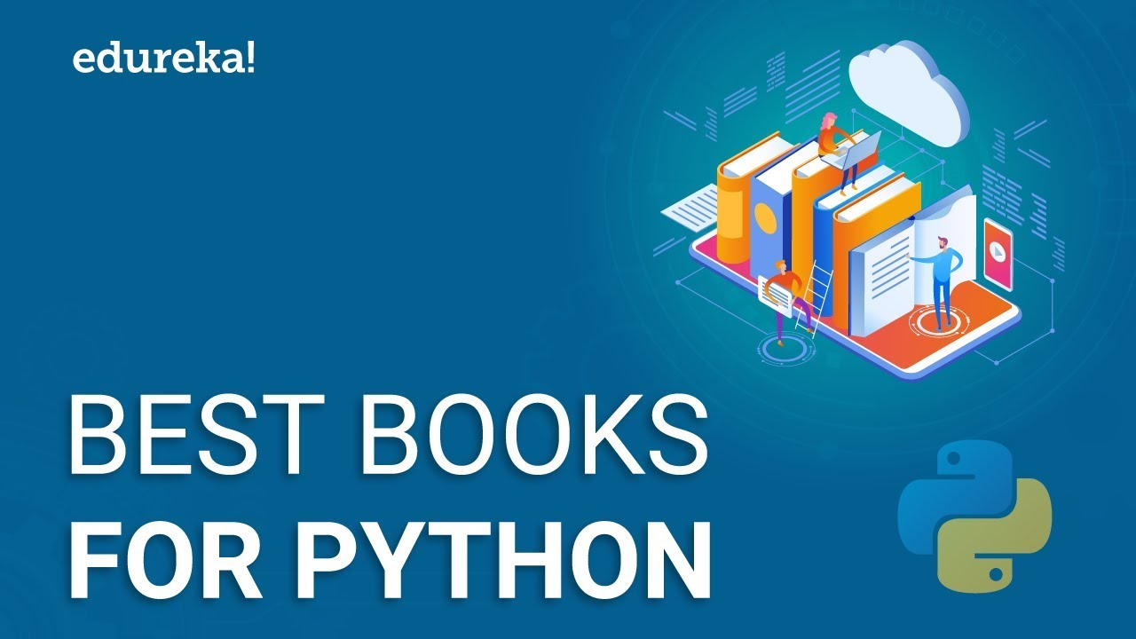 Top 10 Books To Learn Python | Best Books For Python