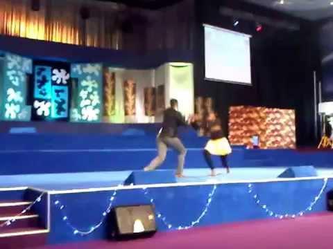DOL nigeria dance crew performing @ christ embassy warri church 2