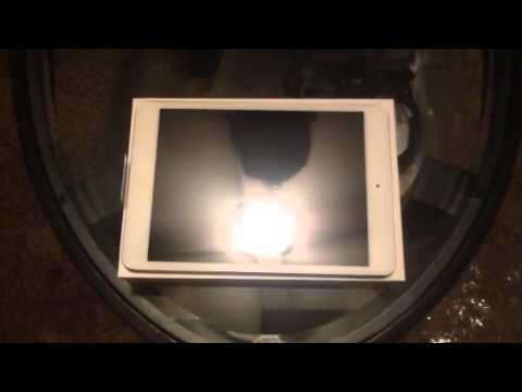 Unboxing del iPad mini 16gb blanco