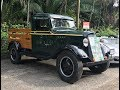 1934 Chevrolet Truck Driving in Jamaica
