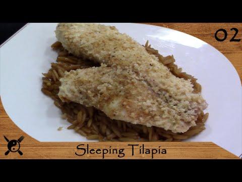 Conscious Cooking 02 - Sleeping Tilapia
