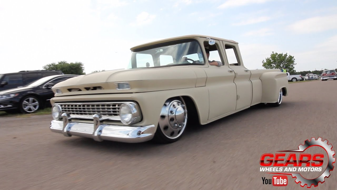 1963 C10 Crew Cab Dually/ Dino's X / Gears Wheels and ...