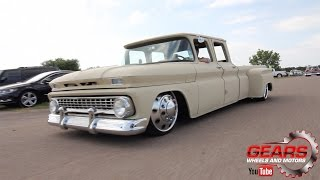 1963 C10 Crew Cab Dually/ Dino's X / Gears Wheels and Motors
