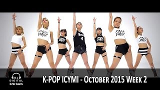 K-Pop ICYMI - October 2015 Week 2 (New K-Pop Releases)