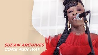 SUDAN ARCHIVES - Come Meh Way @ Paper Sessions by OCB