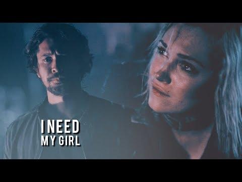 » I need my girl    Bellamy x Clarke (+5x03)