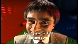 BBC Two Comedy Zone Trailer 1998
