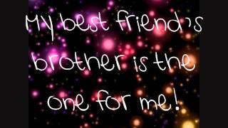 victoria justice best friend s brother bfb lyrics