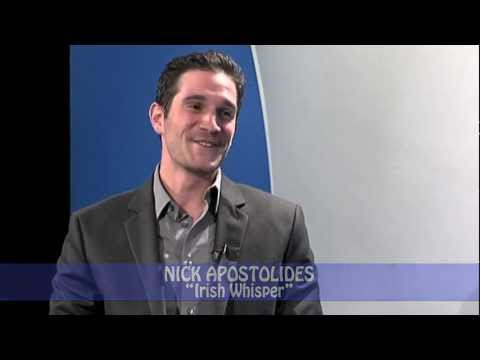 Nick Apostolides appears on The Steve Katsos Show